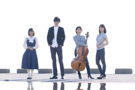Tsuntet ファーストアルバム「Horizon」発売